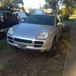 bumper repairs Abbotsford