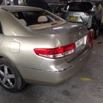 Rear Quarter Suspension